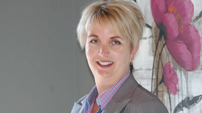 Sonia Gagnon à Titre De Chargée Des Affaires Professionnelles