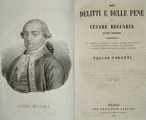 Constitution Du Comité Le Beccaria