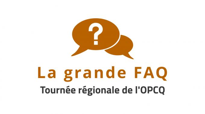 L'OPCQ Visite Votre Région