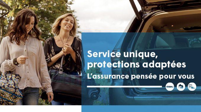 Service Unique, Protections Adaptées : L'assurance Pensée Pour Nous