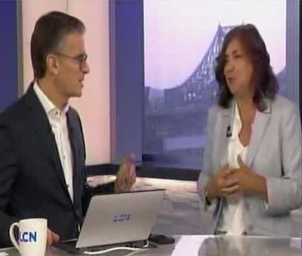 Entrevue De Michèle Goyette Concernant La Commission Spéciale Sur Les Droits Des Enfants Et La Protection De La Jeunesse