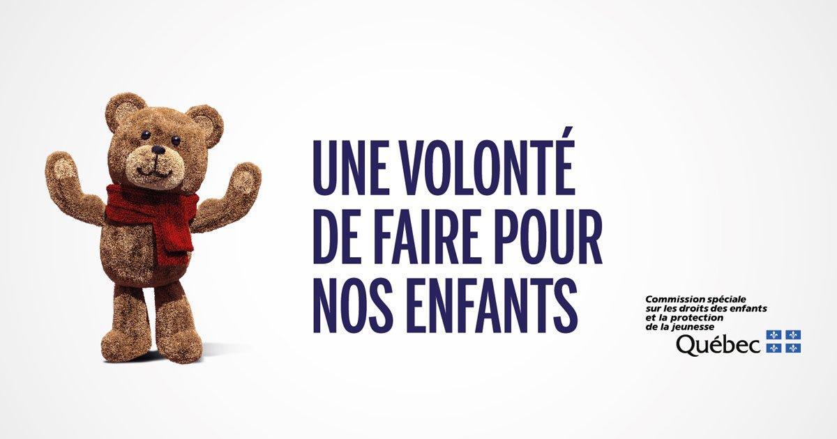 L'OPCQ Prépare Un Mémoire Pour La Commission Laurent Sur Les Droits Des Enfants Et La Protection De La Jeunesse