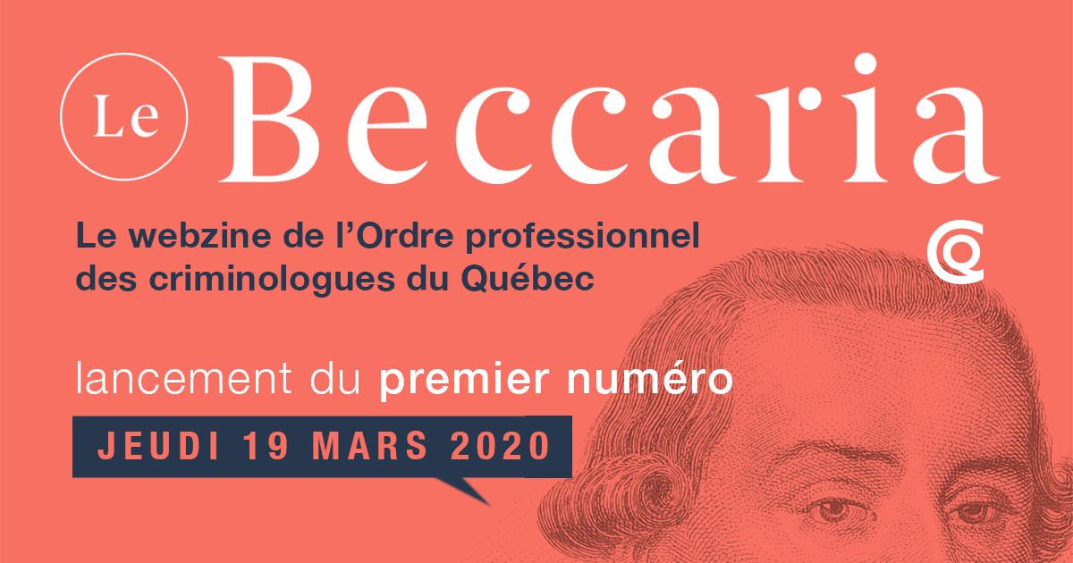 Le Beccaria, Pre-lancement